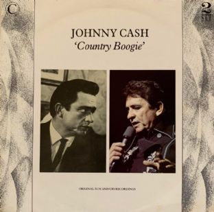 Johnny Cash - Country Boogie (LP) (G/G)